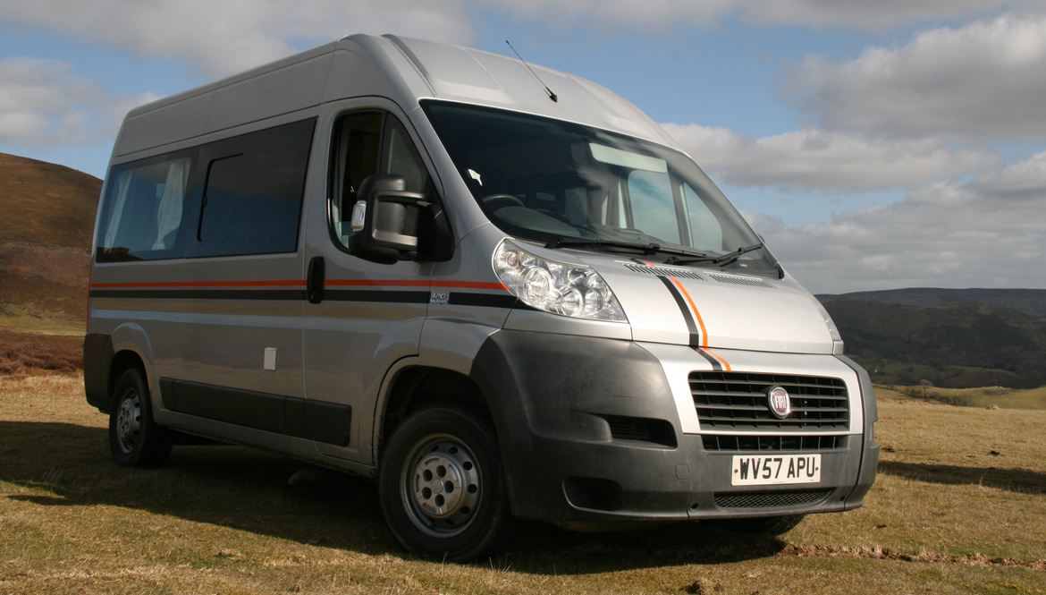 Fiat Ducato MWB - Full Conversion
